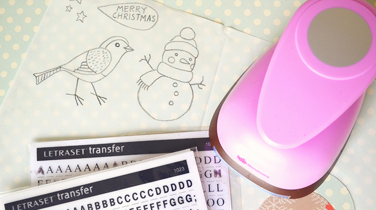 Katy Bloss how to carve a Christmas stamp best tools