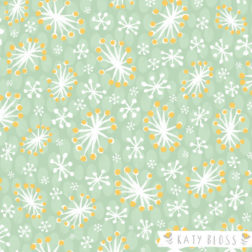 Katy Bloss Polka Pollen Pattern Design